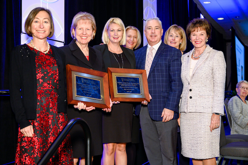 2019 Exemplary Academic-Practice Partnership Award