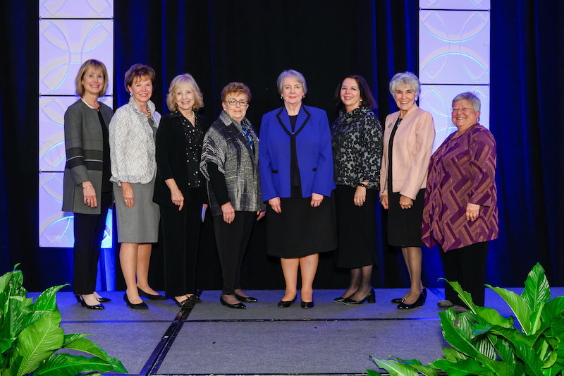 AACN's Past Presidents/Chairs
