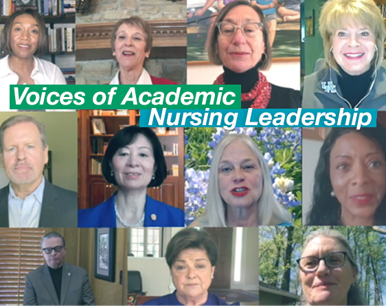 Voices of Academic Nursing Leadership