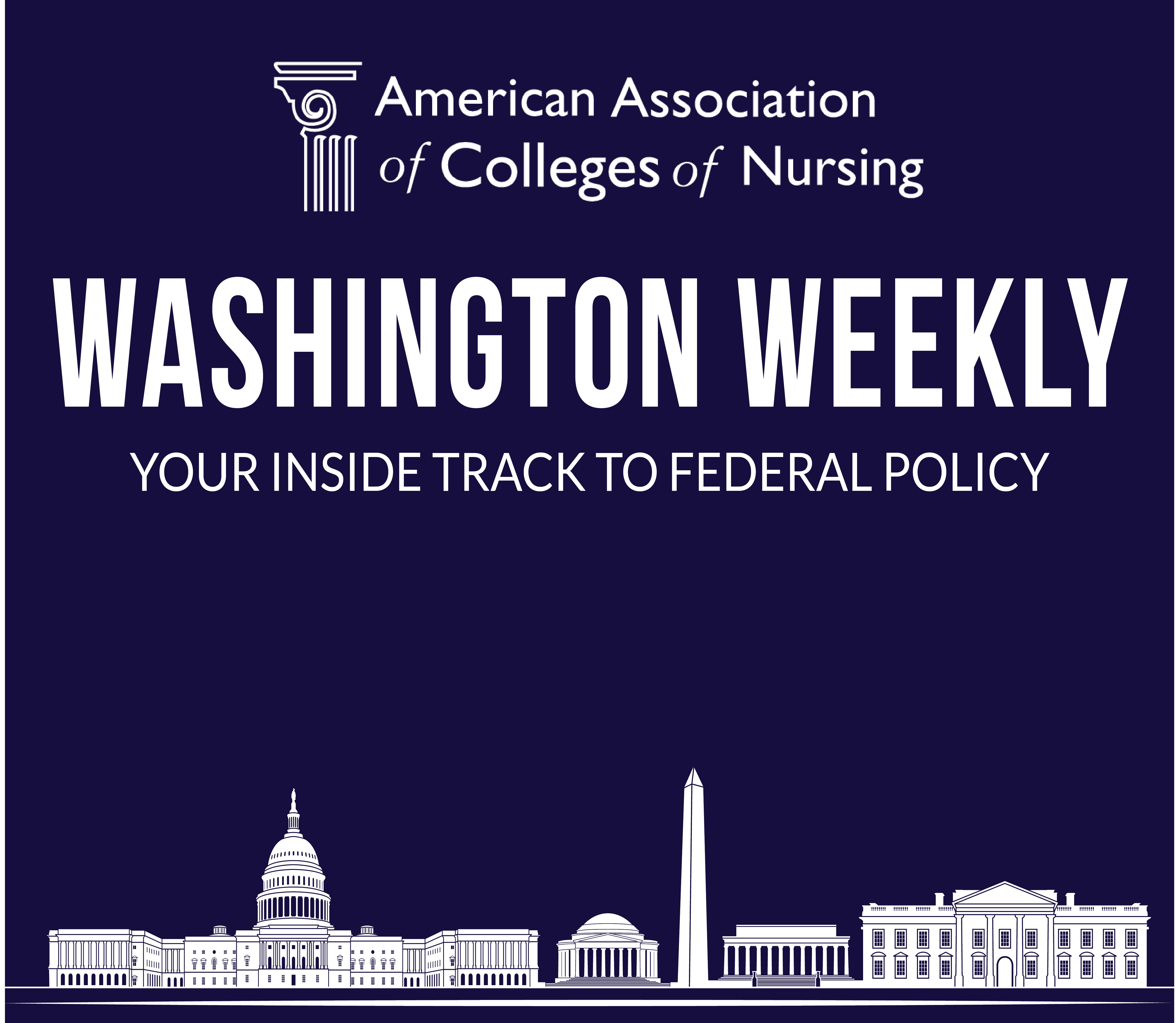 AACN Logo - Washington Weekly - Your Inside Track to Federal Policy