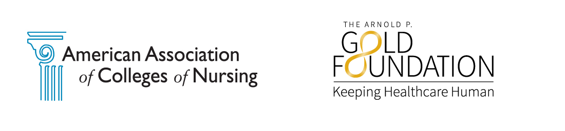 AACN & Gold Foundation Logos