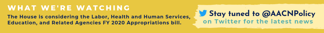 AACN Policy Banner