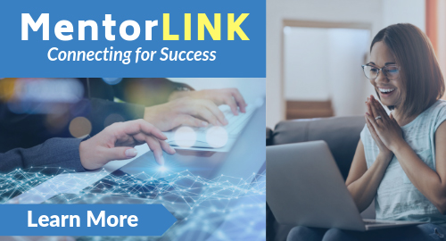 Mentor Link Program Ad