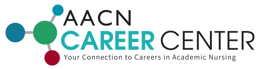 AACN Career Center, Your Connection to Careers in Academic Nursing logo
