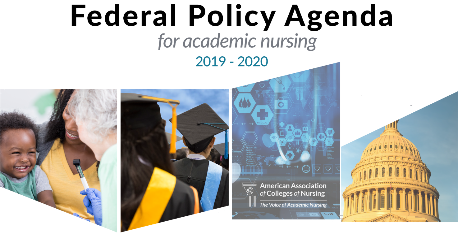 Federal Policy Agenda image