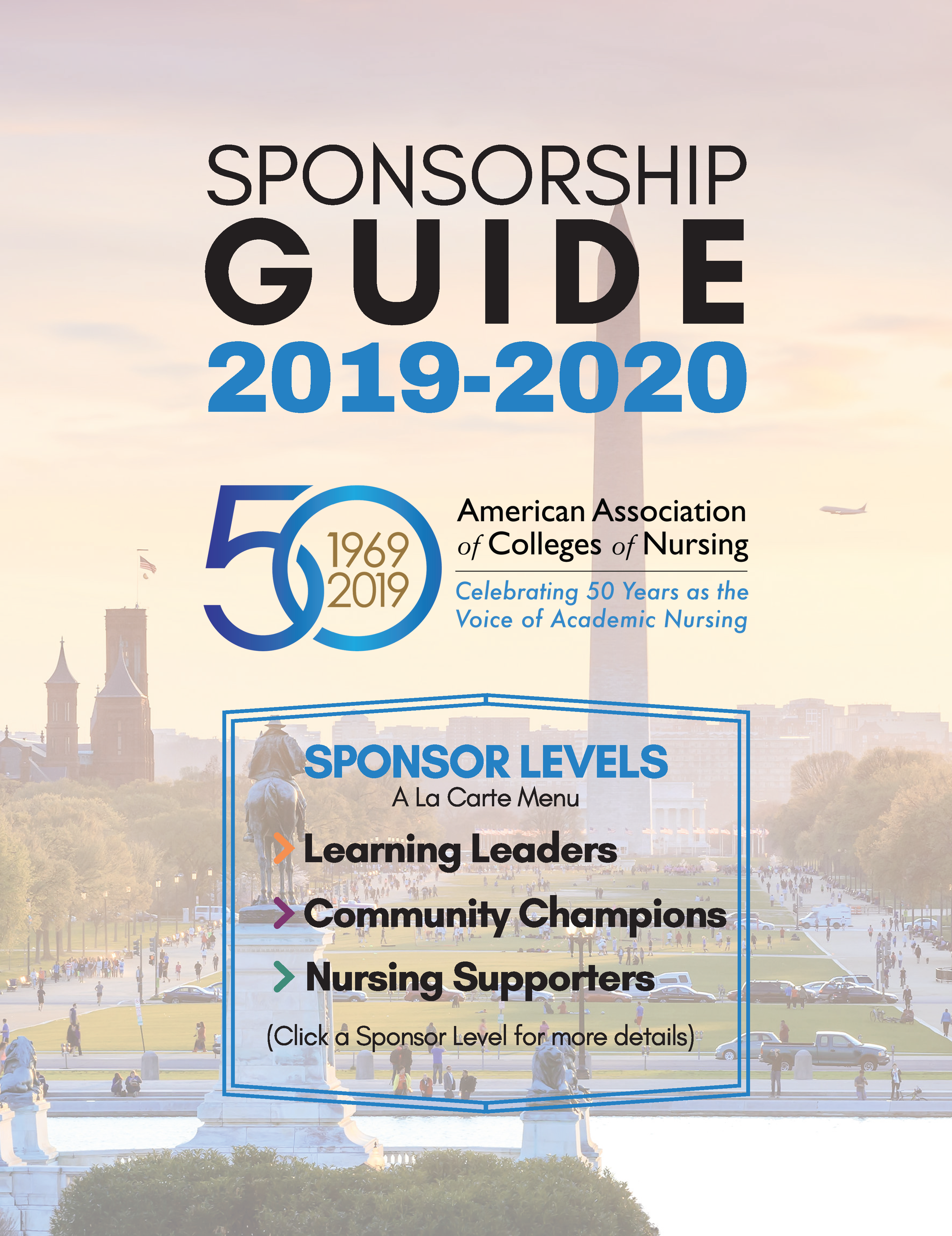 Click for the 19-20 Sponsorship Guide.