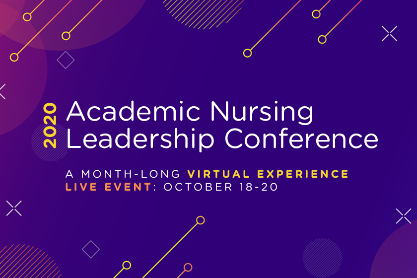 Academic Nursing Leadership Conference - Month Long Virtual Experience