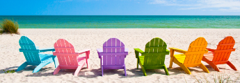 2021 BONUS Conference, image of beach chairs