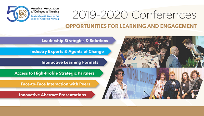 2019-2020 Upcoming Conference Brochure Image
