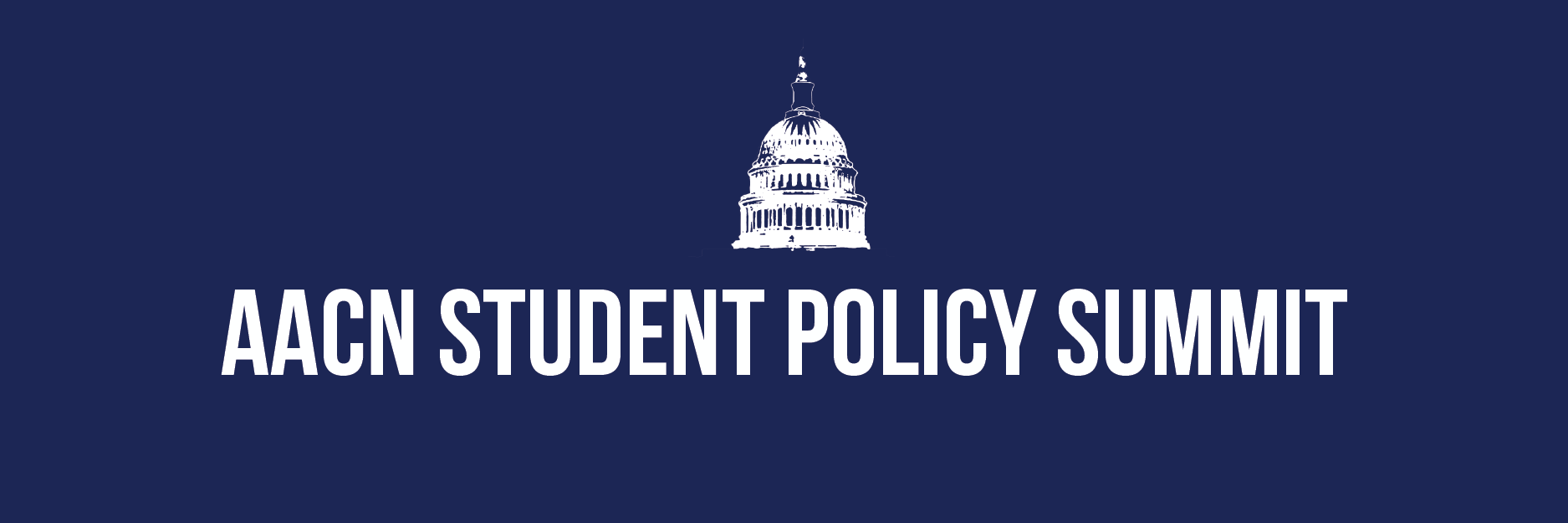 Student Policy Summit Header Image