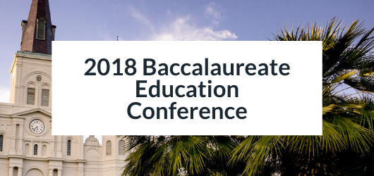 Image of New Orleans Cathedral - 2018 Baccalaureate Education Conference