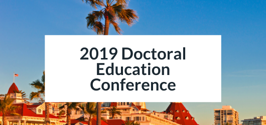 Image of Hotel Del Coronado in California - 2019 Doctoral Education Conference