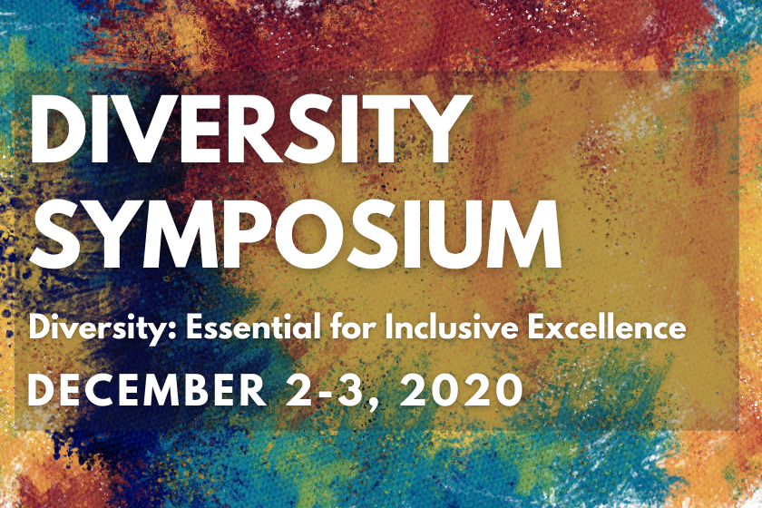 Artistic image for Diversity Symposium
